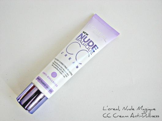 L'oreal, Nude Magique CC Cream Anti-Dullness
